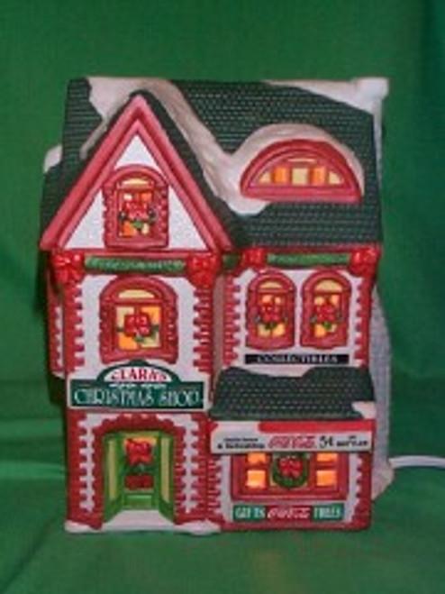 1996 Claras  Christmas Shoppe-Coca Cola