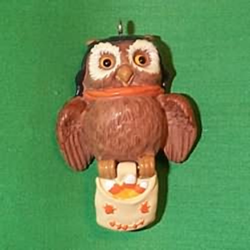 2003 Zephyr The Owl Hallmark ornament