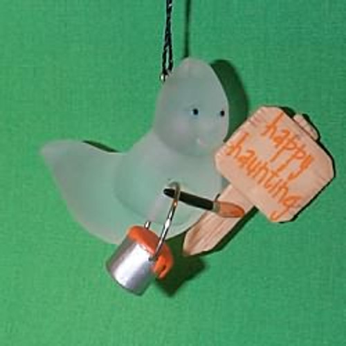 2003 Van Ghoul Hallmark ornament