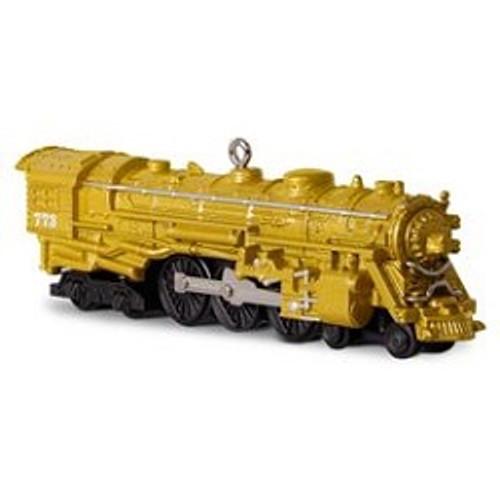 2016 Lionel Hudson Steam Locomotive