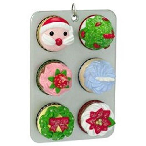 2016 Season's Treatings, Cupcakes for Christmas