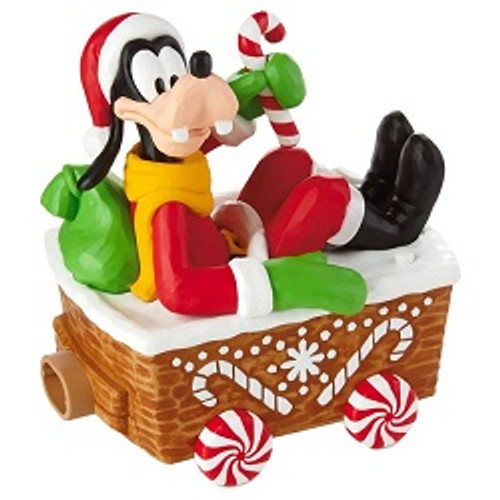 Disney Christmas Express - Goofy