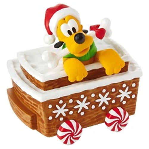 Disney Christmas Express - Pluto