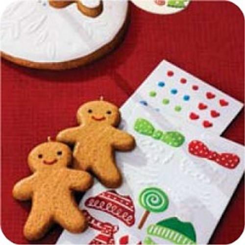 2007 I Made it Myself Gingerbread Ornament Kit