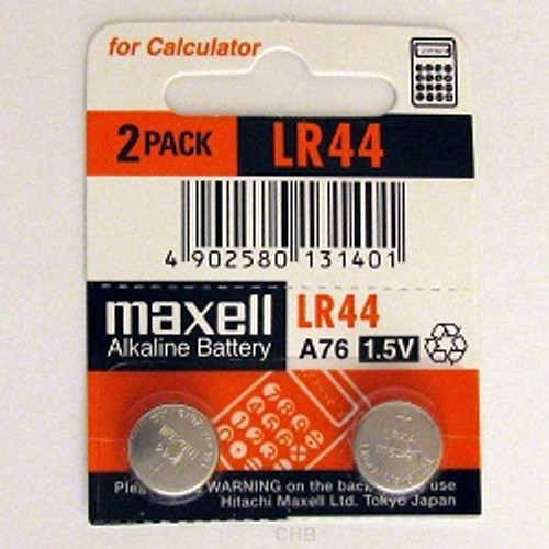 LR44 Batteries 2 Pack