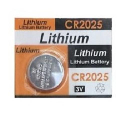 CR 2025 Battery