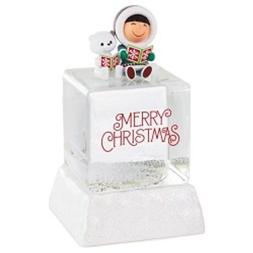 2016 Frosty Friends - Snow Globe