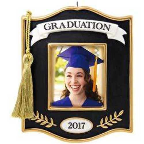 2017 Graduation - Congrats, Grad! Photo Holder  (QKX1055)