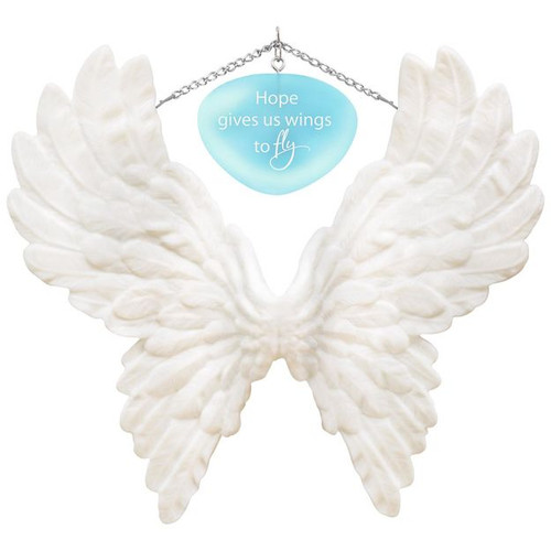 2017 Wings to Fly Encouragement  Hallmark ornament (QHX1202)