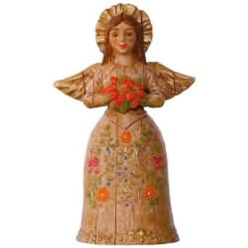 2017 Angel de la Hospitalidad Hallmark ornament - QSM7825