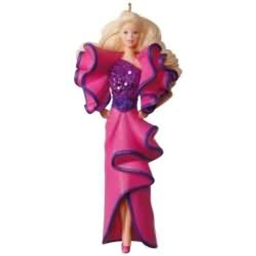 2017 Barbie - Dream Date Barbie Hallmark ornament - QXI2965