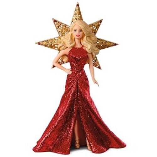 2017 Barbie - Holiday #3 (QX9272)