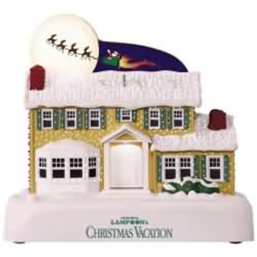 2017 Christmas Vacation - A Star Spangled Spectacle Hallmark ornament - QXI3122