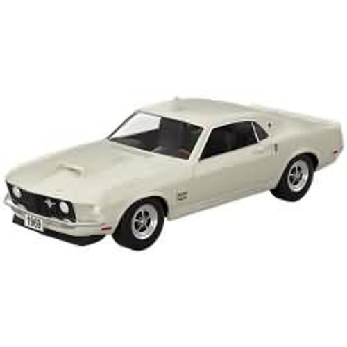 2017 Classic American Cars #27 - 1969 Ford Mustang Boss 429 Hallmark ornament - QX9245