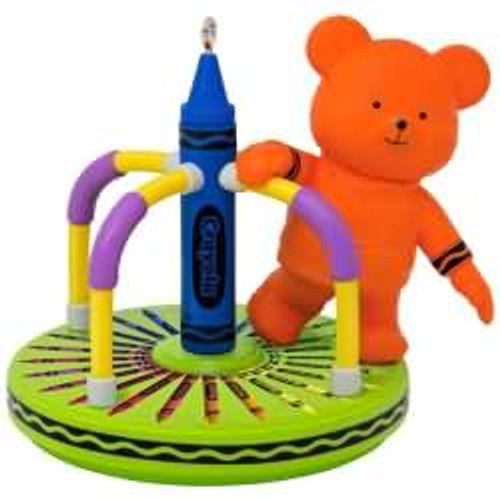 2017 Color Me Happy - Crayola Hallmark ornament - QXI3365