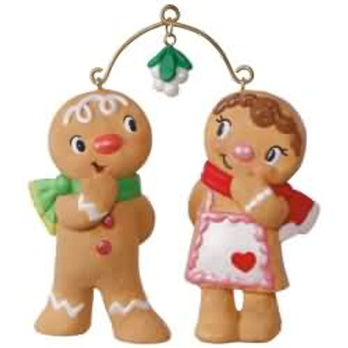 2017 Cookie Couple Hallmark ornament - QGO1295