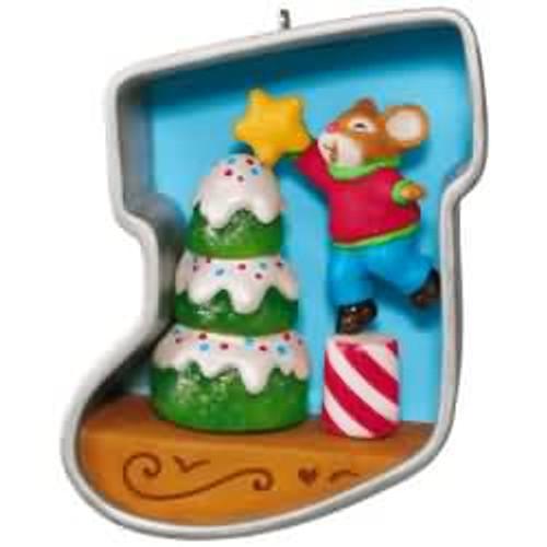2017 Cookie Cutter Christmas #6 Hallmark ornament - QX9395