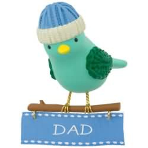 2017 Dad Hallmark ornament - QGO1082