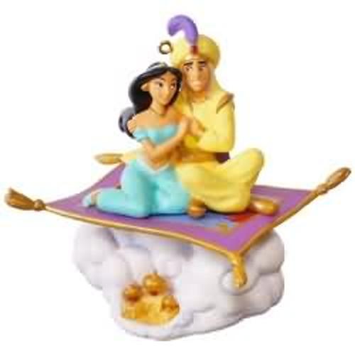 2017 Disney - Aladdin Hallmark ornament - QXD6222