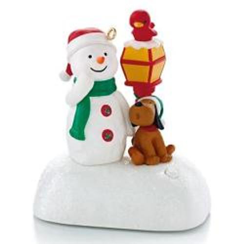 2013 Merry Carolers Trio - ornament