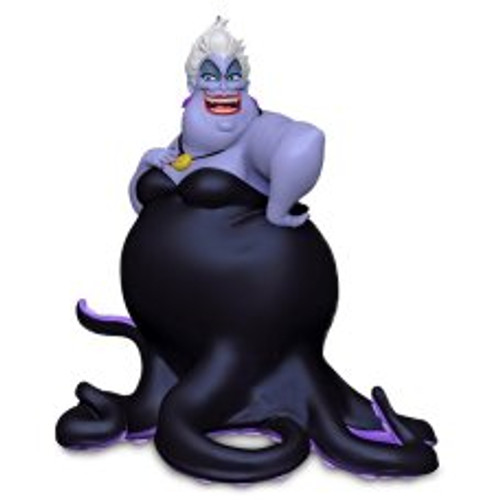 2017 Disney - Ursula - The Little Mermaid (QXE3025)