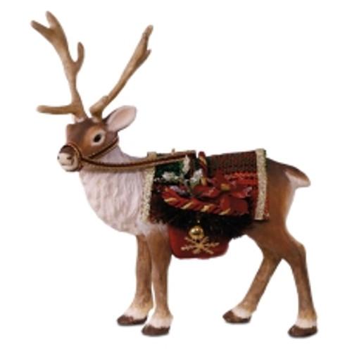 2017 Father Christmas - Reindeer - Ltd
