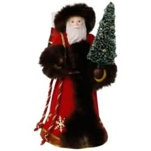 2017 Father Christmas #14 Hallmark ornament - QX9382