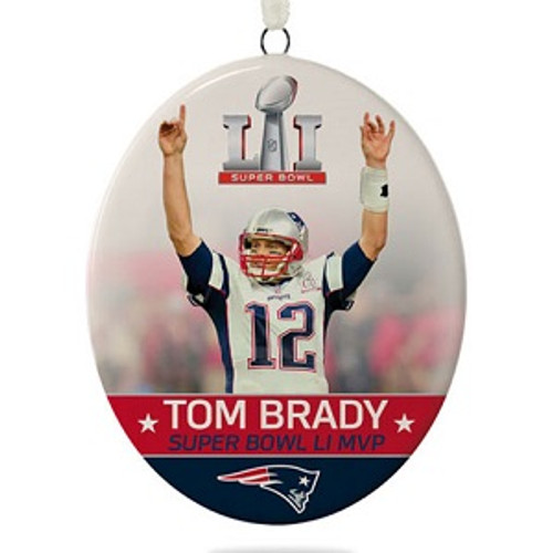 2017 Football - Tom Brady Super Bowl LI MVP (QSR1912)