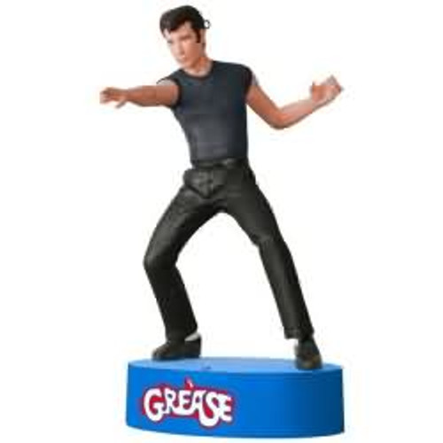 2017 Grease - You're the One That I Want Hallmark ornament - QXI3162