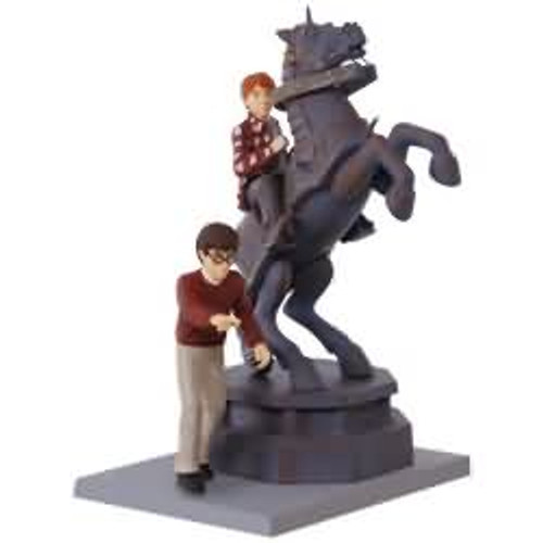 2017 Harry Potter - A Dangerous Game Hallmark ornament - QXI2962