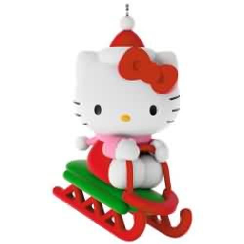 2017 Hello Kitty Hallmark ornament - QXI3615