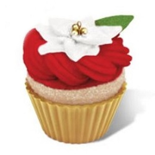 2014 Christmas Cupcakes - Sweet Surprise - Gold