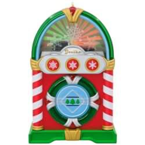 2017 Jolly Jukebox Hallmark ornament - QGO1415