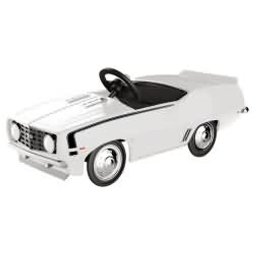 2017 Kiddie Car Classic - 1969 Chevrolet Camaro SS Hallmark ornament - QEP2115