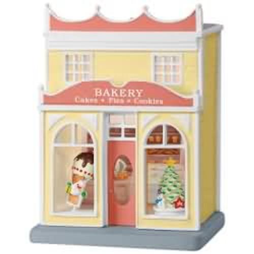 2017 Keepsake Korners - Keepsake Korners Bakery Hallmark ornament - QRP5955