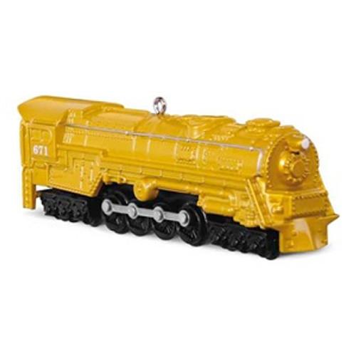 2017 Lionel - 671 S-2 Turbine Steam Locomotive - Ltd (QXE3095)
