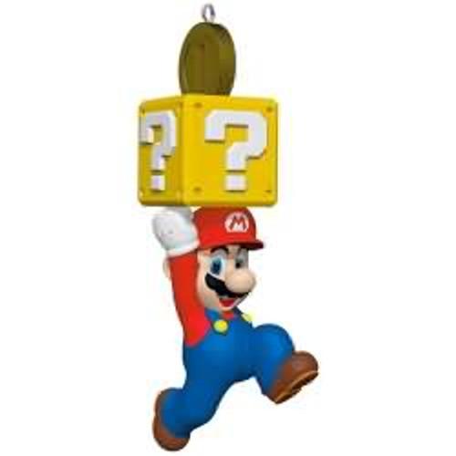 2017 Mario Hallmark ornament - QXI1412
