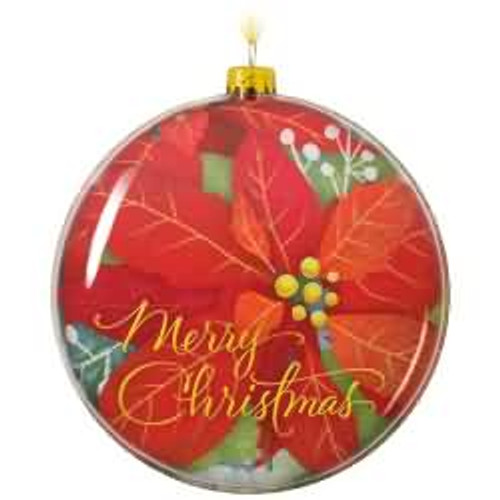 2017 Merry Christmas Hallmark ornament - QGO1845