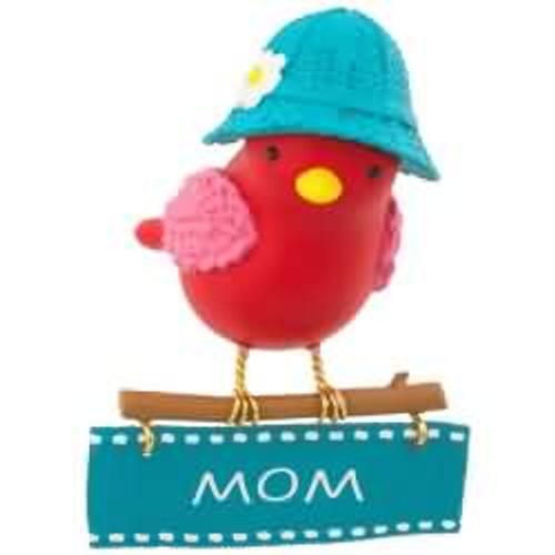 2017 Mom Hallmark ornament - QGO1075
