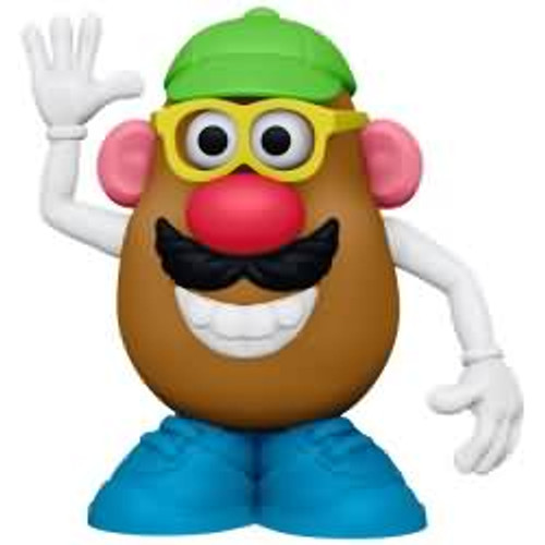2017 Mr. Potato Head - Hasbro Hallmark ornament - QXI1405