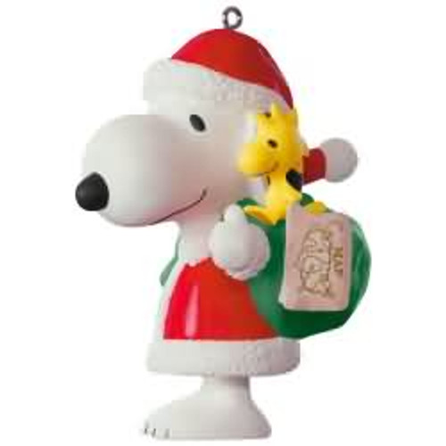 2017 Peanuts - Spotlight on Snoopy - 20th Anniversary Hallmark ornament - QXI3285