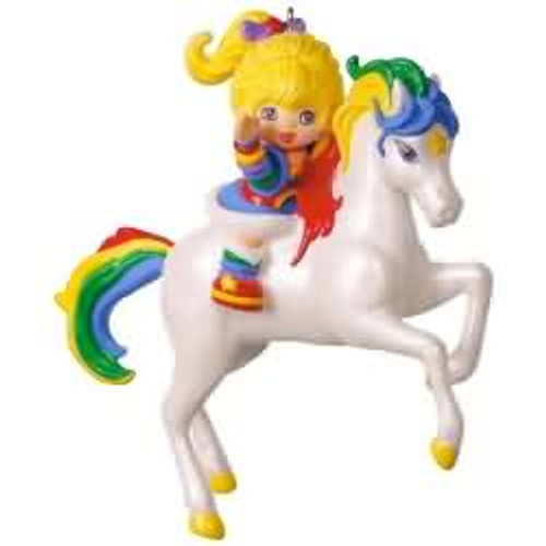 2017 Rainbow Brite and Starlight Hallmark ornament - QGO1645