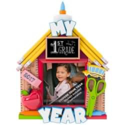 2017 School Days Hallmark ornament - QGO1595