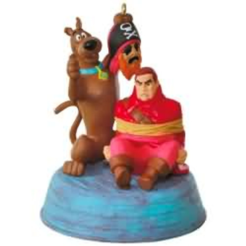 2017 Scooby-Doo - Scooby Saves the Day Hallmark ornament - QXI3075