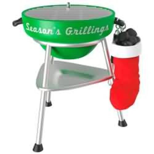 2017 Season's Grillings Hallmark ornament - QGO1785