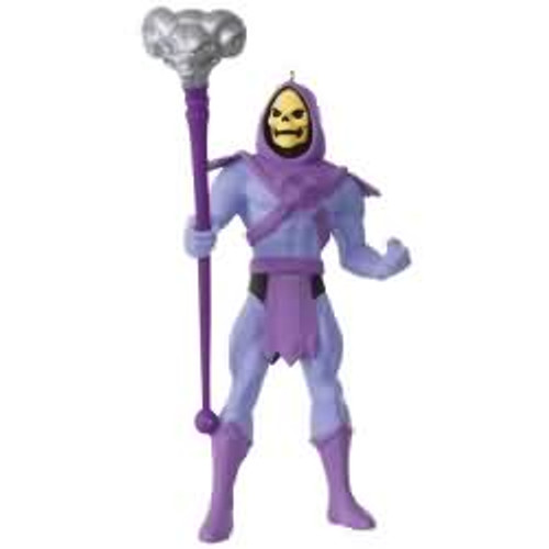 2017 Skeletor - He-Man and the Masters of the Universe Hallmark ornament - QXI3155
