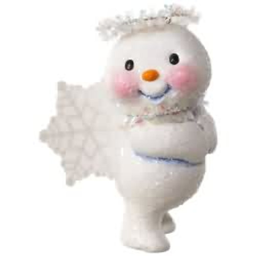 2017 Snow Angel Hallmark ornament - QGO1335
