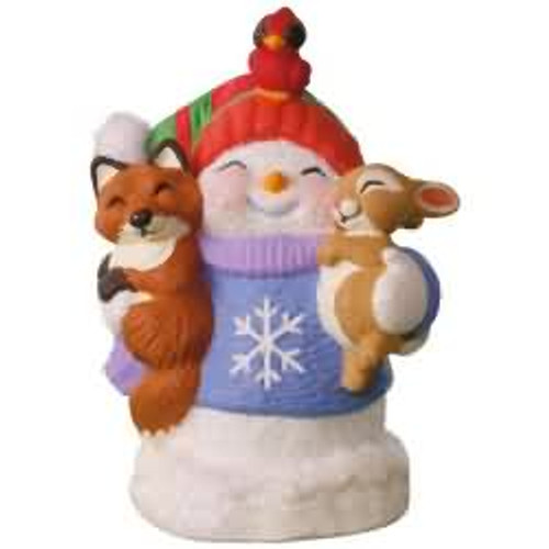2017 Snow Buddies - 20th Anniversary Hallmark ornament - QGO1882
