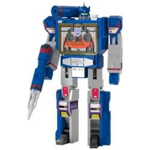 2017 Soundwave - Transformers Hallmark ornament - QXI3142