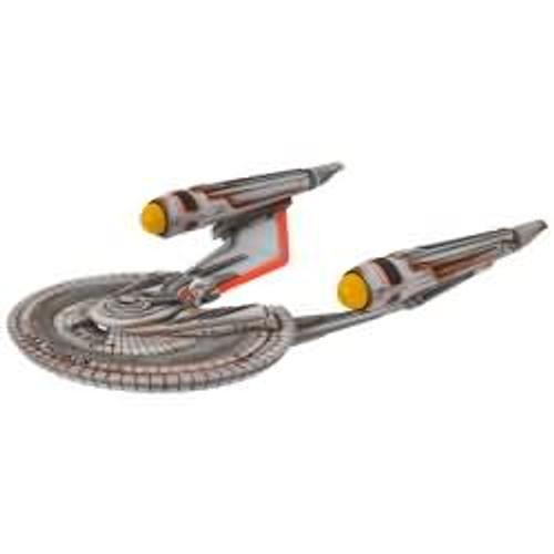 2017 Star Trek - U.S.S. Franklin Hallmark ornament - QXI3405